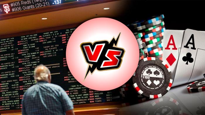Ставки или покер что хуже?