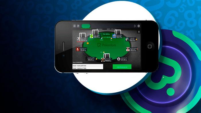 Обзор покерного рума pokerdom