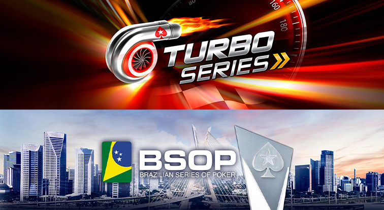 Turbo Series и Brazilian Series of Poker на PokerStars пройдут в апреле 2020.