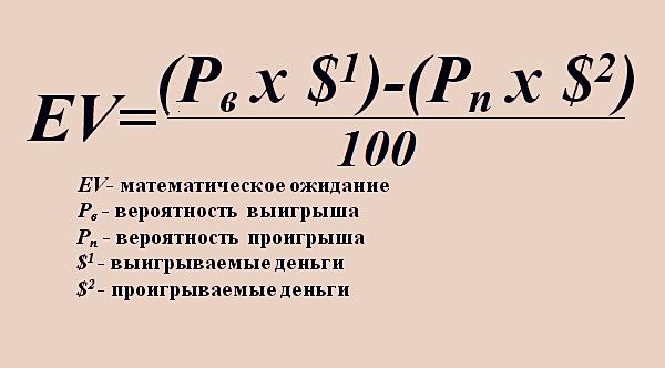 формула EV