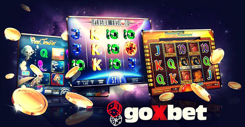 Украинское онлайн-казино Goxbet